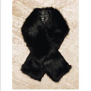 Unreal Fur Scarf